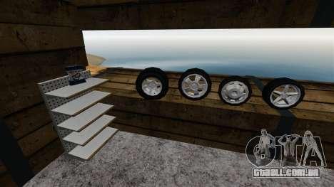 Auto Show v2 para GTA 4 por diante tela