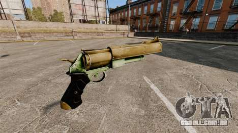 Revólver Joker para GTA 4 segundo screenshot