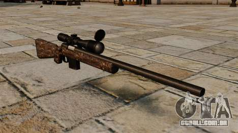 Sujo M40 rifle de franco-atirador para GTA 4