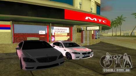 Loja MTS para GTA Vice City sexta tela
