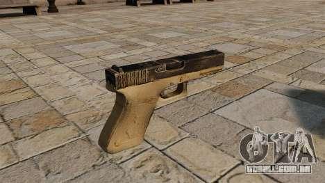 Carregamento automático pistola Glock para GTA 4 segundo screenshot