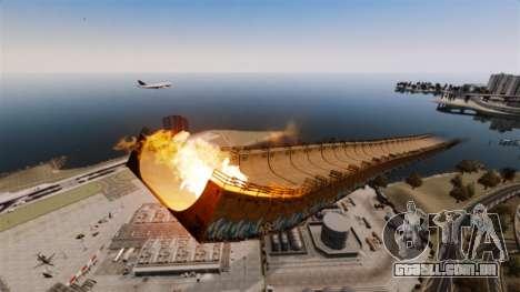 Biggest Track para GTA 4 oitavo tela