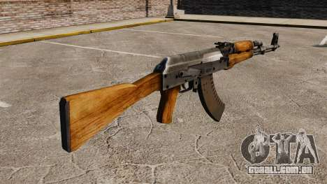 AK-47 para GTA 4 segundo screenshot