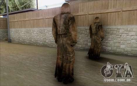 Bandido com o manto para GTA San Andreas terceira tela