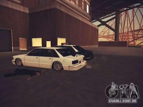 GTA SA Low Style v1 para GTA San Andreas terceira tela