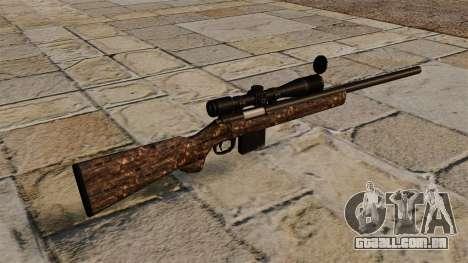 Sujo M40 rifle de franco-atirador para GTA 4 segundo screenshot