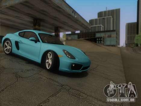 SA_graphics v. 1 para GTA San Andreas terceira tela