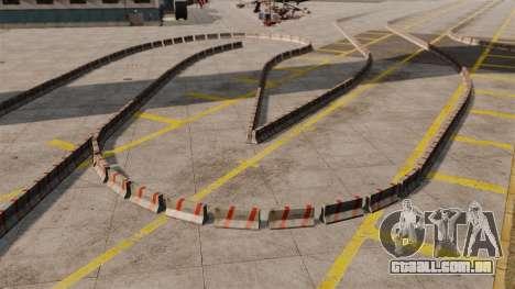 Airport RallyCross Track para GTA 4 por diante tela