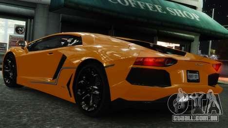 Lamborghini Aventador LP700-4 [EPM] 2012 para GTA 4 rodas