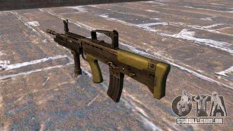 L85A2 automático para GTA 4 segundo screenshot