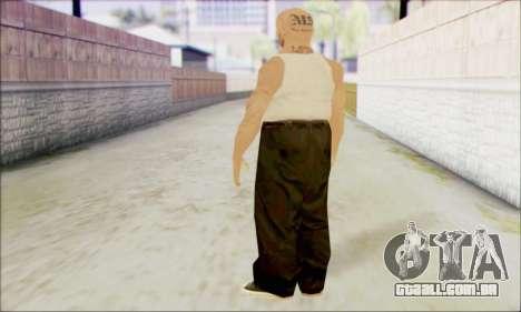La Mara Salvatrucha Latino 2 para GTA San Andreas segunda tela