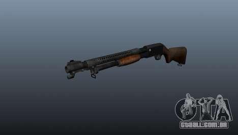 M1897 Trenchgun espingarda para GTA 4