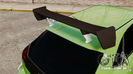Extreme Spoiler Adder 1.0.7.0 para GTA 4 segundo screenshot