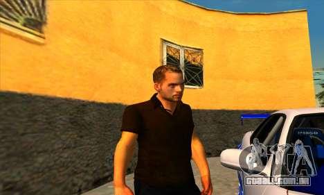 Paul Walker para GTA San Andreas terceira tela