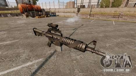 Assault rifle-Colt AR-15 para GTA 4