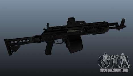 Atirador tático AK-47 para GTA 4 terceira tela