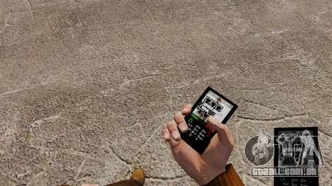 Tema de GTA IV para o seu telefone para GTA 4