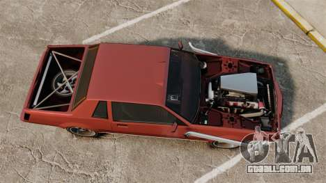 Sabre Rod Ride [Update] para GTA 4 vista direita