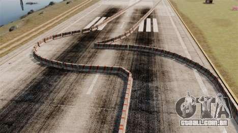 Airport RallyCross Track para GTA 4 terceira tela