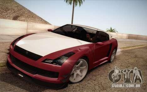 Elegy RH8 from GTA V para GTA San Andreas