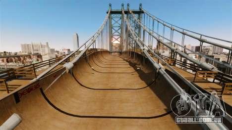 Biggest Track para GTA 4 sexto tela