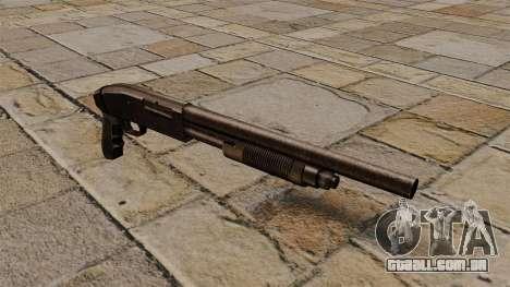 Shotgun da bomba-ação Mossberg 500 para GTA 4