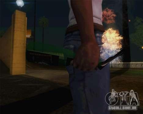 Champanhe para GTA San Andreas terceira tela