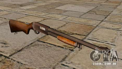 Shotgun da bomba-ação de Remington para GTA 4
