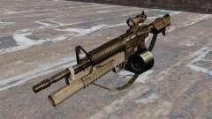 Automáticos carabina M4 C-Mag