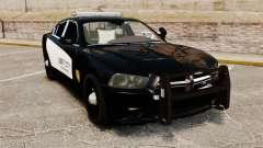 Dodge Charger 2013 LCPD STL-K Force [ELS] para GTA 4