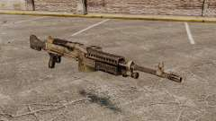 Metralhadora de uso geral M240B para GTA 4