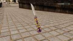 A lâmina do dragão