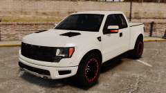 Ford SVT Raptor 2012
