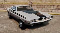 Dodge Challenger 1971 v1 para GTA 4