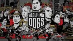Tela de inicialização dormindo cães