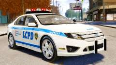 Ford Fusion LCPD 2011 [ELS]