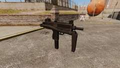Submetralhadora Ingram MAC-10 para GTA 4