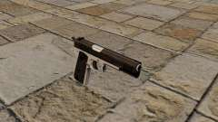 Pistola semi-automática Taurus PT1911 para GTA 4