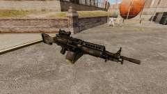 Metralhadora leve de FN Mk 46
