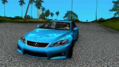 Lexus IS-F para GTA Vice City