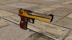 Especial de pistola Desert Eagle