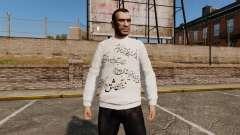 Camisola iraniana para GTA 4