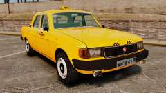 Gaz-31029 táxi