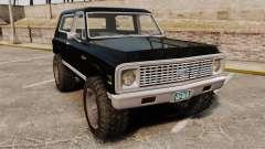 Chevrolet Blazer K5 1972