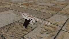 Pistola de Luger P08