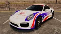 Porsche 911 Turbo 2014 [EPM] America para GTA 4