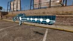 Espingarda radiano para GTA 4