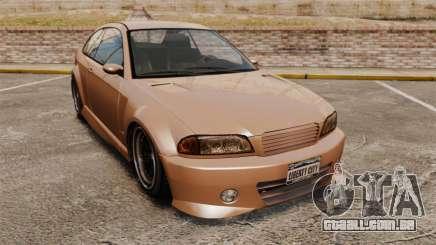 Sentinel RS para GTA 4