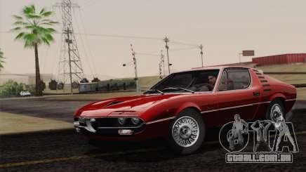 Alfa Romeo Montreal (105) 1970 para GTA San Andreas