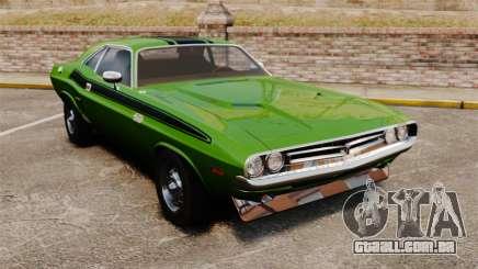 Dodge Challenger 1971 v2 para GTA 4